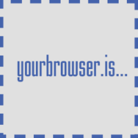 Yourbrowser.is – The Browser Check Wizard!