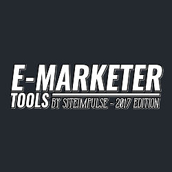 Emarketer Tools by SITEIMPULSE – 2017 Edition