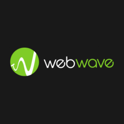 Create your own website in the WebWave wizard