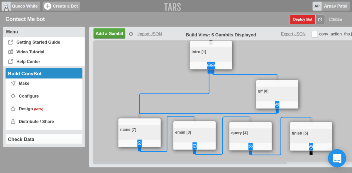 Tars - screenshot