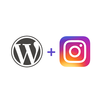WordPress + Instagram