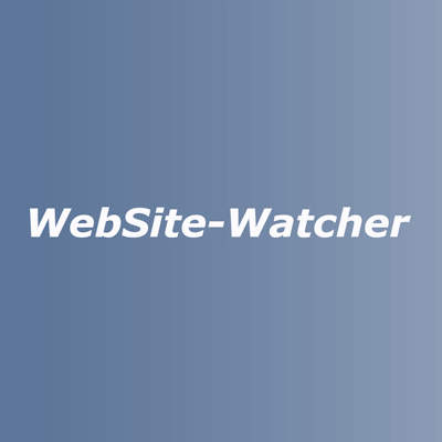 WebSite-Watcher