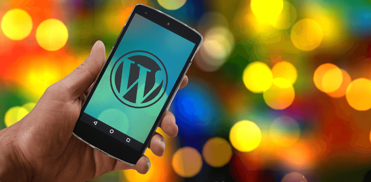 WordPress mobile apps