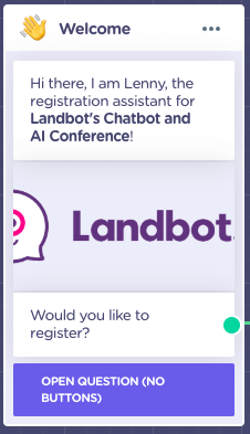 Landbot - screenshot 16