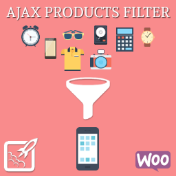 AJAX Product Filter