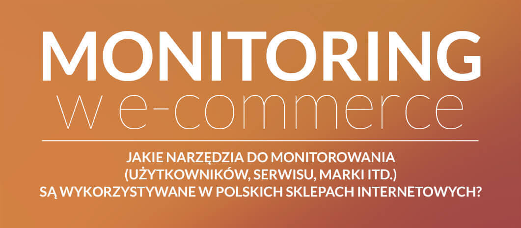 monitoring w e-commerce